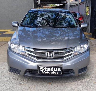 Veículo CITY 2013 1.5 LX 16V FLEX 4P MANUAL