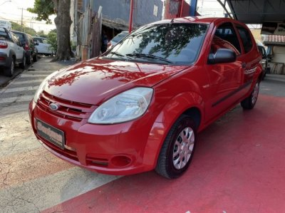 Veículo KA 2009 1.0 MPI 8V FLEX 2P MANUAL