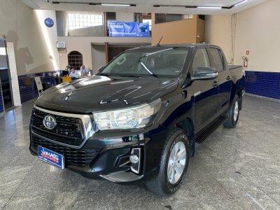 Veículo HILUX 2019 2.8 SR 4X4 CD 16V DIESEL 4P AUTOMÁTICO