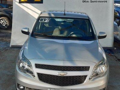 Veículo AGILE 2013 1.4 MPFI LTZ 8V FLEX 4P MANUAL