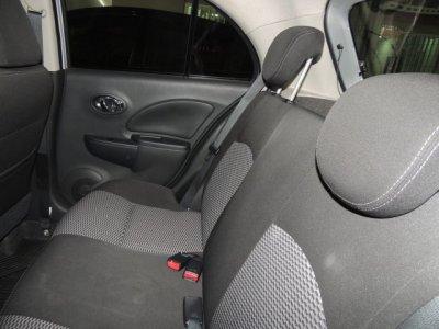 Veículo MARCH 2015 1.0 SV 16V FLEX 4P MANUAL