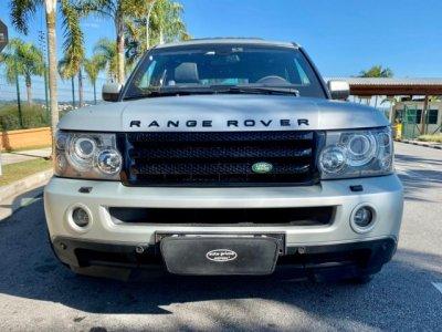Veículo RANGE ROVER SPORT 2008 3.6 HSE 4X4 V8 32V BI-TURBO DIESEL 4P AUTOMÁTICO