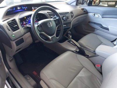 Veículo CIVIC 2014 1.8 LXS 16V FLEX 4P AUTOMÁTICO