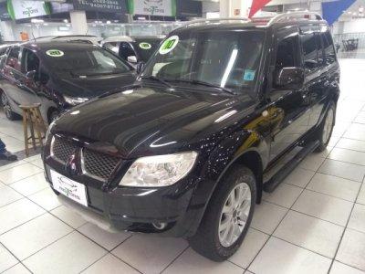 Veículo PAJERO TR4 2010 2.0 4X4 16V FLEX 4P MANUAL