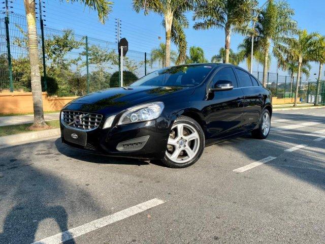 Veículo S60 2012 1.6 T4 FWD GASOLINA 4P AUTOMÁTICO