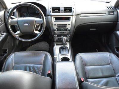 Veículo FUSION 2012 2.5 SEL 16V GASOLINA 4P AUTOMÁTICO