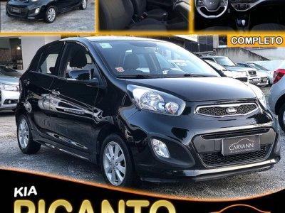 Veículo PICANTO 2015 1.0 EX 12V FLEX 4P AUTOMÁTICO