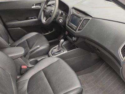 Veículo CRETA 2018 1.6 16V FLEX PULSE PLUS AUTOMÁTICO