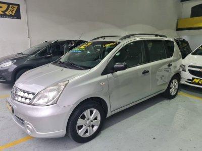 Veículo LIVINA 2012 1.6 S 16V FLEX 4P MANUAL