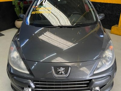Veículo 307 2010 2.0 PRESENCE PACK SEDAN 16V FLEX 4P AUTOMÁTICO