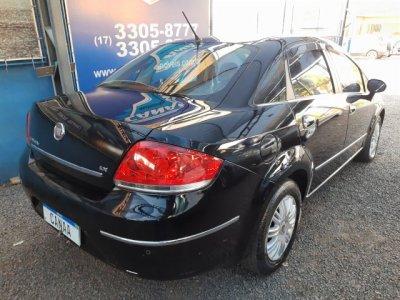 Veículo LINEA 2011 1.8 LX 16V FLEX 4P AUTOMATIZADO