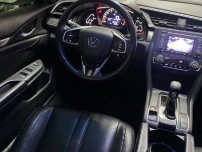 Veículo CIVIC 2017 2.0 16V FLEXONE SPORT 4P CVT