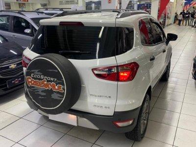 Veículo ECOSPORT 2017 2.0 FREESTYLE 4WD 16V FLEX 4P MANUAL