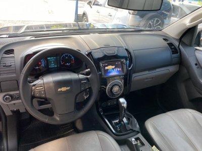 Veículo S10 2015 2.8 LTZ 4X2 CD 16V TURBO DIESEL 4P AUTOMÁTICO