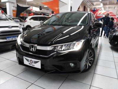 Veículo CITY 2019 1.5 EXL 16V FLEX 4P AUTOMÁTICO