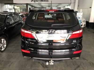 Veículo GRAND SANTA FÉ 2014 3.3 MPFI V6 4WD GASOLINA 4P AUTOMÁTICO