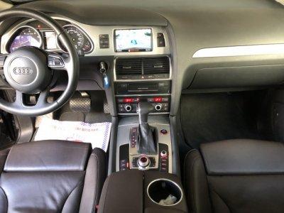 Veículo Q7 2014 3.0 TFSI QUATTRO V6 24V GASOLINA 4P TIPTRONIC