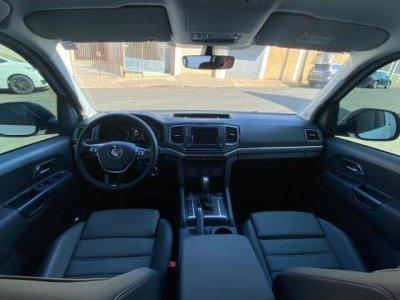 Veículo AMAROK 2021 3.0 V6 TDI DIESEL HIGHLINE CD 4MOTION AUTOMÁTICO