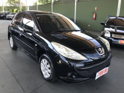 Veículo 207 2009 1.4 XR 8V FLEX 4P MANUAL