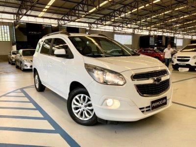 Veículo SPIN 2018 1.8 LTZ 8V FLEX 4P MANUAL