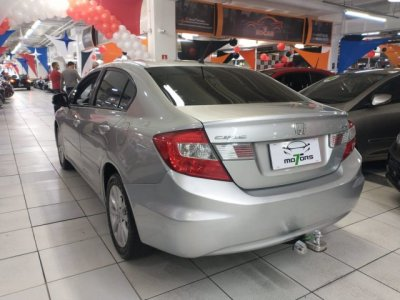 Veículo CIVIC 2013 1.8 LXS 16V FLEX 4P AUTOMÁTICO