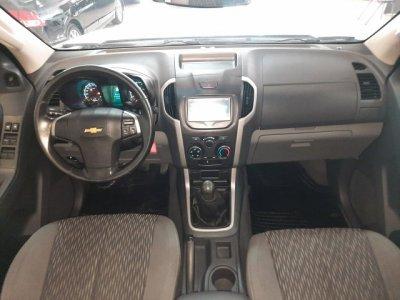 Veículo S10 2014 2.4 LT 4X2 CD 8V FLEX 4P MANUAL