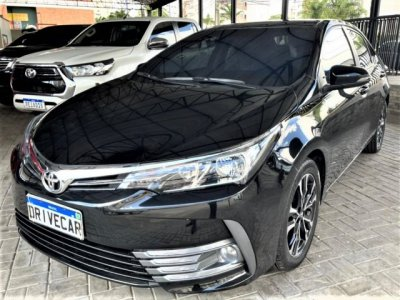 Veículo COROLLA 2018 1.8 GLI UPPER 16V FLEX 4P AUTOMÁTICO