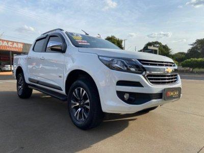 Veículo S10 2019 2.5 LTZ 4X2 CD 16V FLEX 4P AUTOMÁTICO