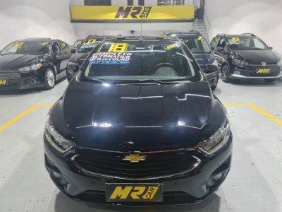 Veículo ONIX 2018 1.4 MPFI LTZ 8V FLEX 4P AUTOMÁTICO