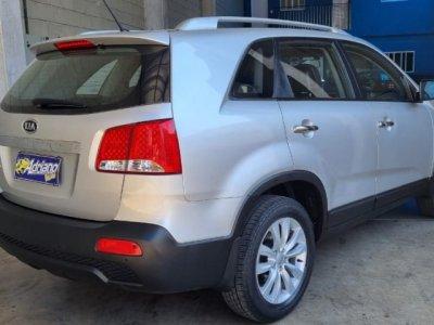 Veículo SORENTO 2013 2.4 EX2 4X2 16V GASOLINA 4P 5 LUGARES AUTOMÁTICO