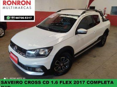 Veículo SAVEIRO 2017 1.6 CROSS CD 16V FLEX 2P MANUAL