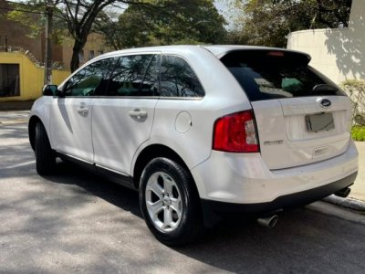 Veículo EDGE 2014 3.5 SEL 2WD V6 24V GASOLINA 4P AUTOMÁTICO