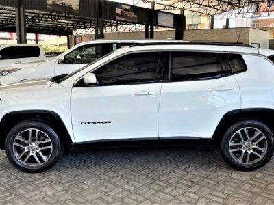 Veículo COMPASS 2020 2.0 16V FLEX SPORT AUTOMÁTICO