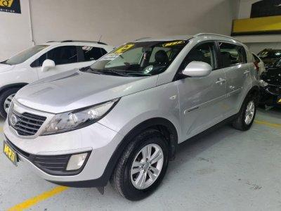 Veículo SPORTAGE 2012 2.0 LX 4X2 16V GASOLINA 4P AUTOMÁTICO