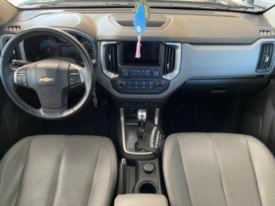 Veículo S10 2018 2.5 LTZ 4X4 CD 16V FLEX 4P AUTOMÁTICO