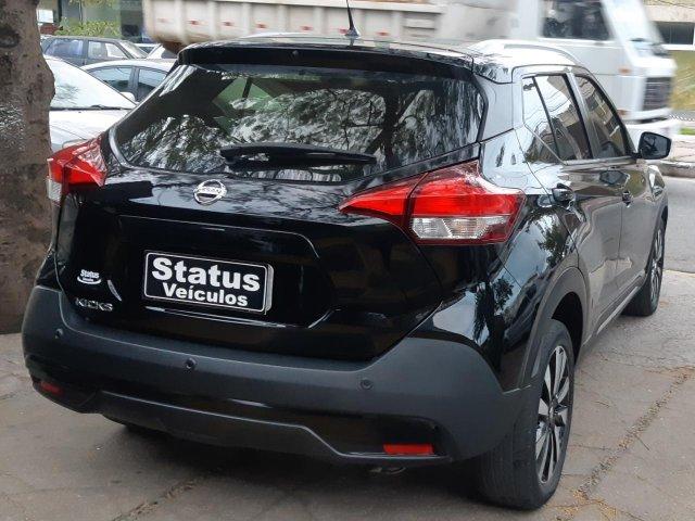Veículo KICKS 2017 1.6 16V FLEXSTART SV 4P XTRONIC