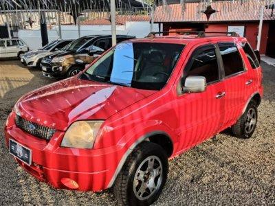 Veículo ECOSPORT 2005 1.6 XLT 8V FLEX 4P MANUAL