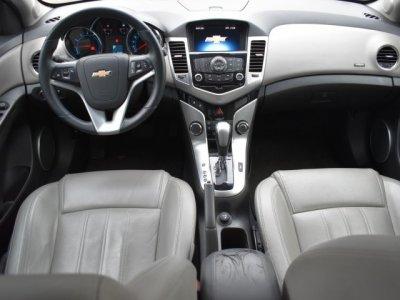 Veículo CRUZE SEDAN 2012 1.8 LTZ 16V FLEX 4P AUTOMÁTICO
