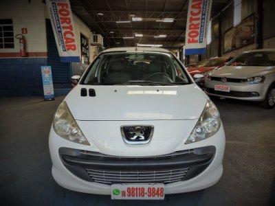 Veículo 207 2011 1.4 XR 8V FLEX 4P MANUAL