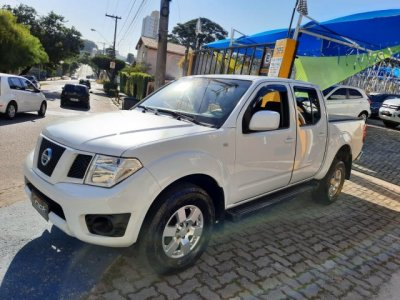 Veículo FRONTIER 2016 2.5 S 4X4 CD TURBO ELETRONIC DIESEL 4P MANUAL