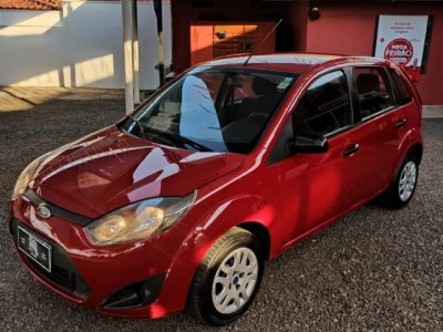 Veículo FIESTA HATCH 2013 1.0 ROCAM HATCH 8V FLEX 4P MANUAL