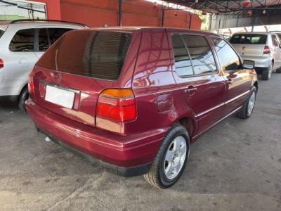Veículo GOLF 1995 1.8 MI GL 8V GASOLINA 4P MANUAL