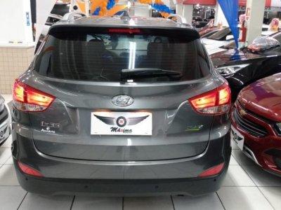 Veículo IX35 2017 2.0 MPFI GLS 16V FLEX 4P AUTOMÁTICO