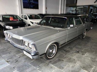 Veículo LANDAU 1983 5.0 V8 16V GASOLINA 4P AUTOMÁTICO