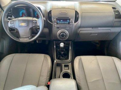 Veículo S10 2013 2.4 LTZ 4X2 CD 8V FLEX 4P MANUAL