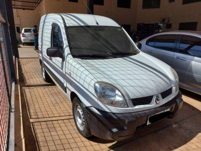 Veículo KANGOO 2011 1.6 EXPRESS 16V FLEX 4P MANUAL
