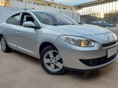 Veículo FLUENCE 2012 2.0 DYNAMIQUE 16V FLEX 4P AUTOMÁTICO