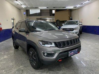 Veículo COMPASS 2020 2.0 16V DIESEL TRAILHAWK 4X4 AUTOMÁTICO