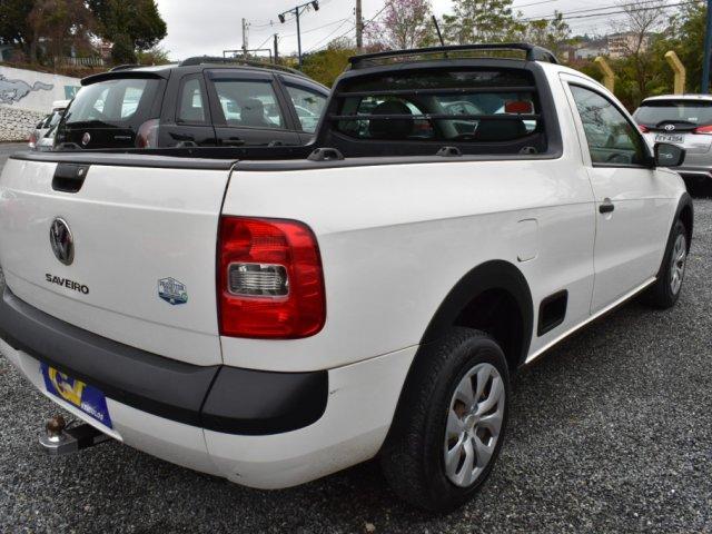 Veículo SAVEIRO 2015 1.6 MI TRENDLINE CS 8V FLEX 2P MANUAL