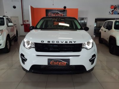 Veículo DISCOVERY SPORT 2016 2.0 16V SI4 TURBO GASOLINA HSE LUXURY 4P AUTOMÁTICO